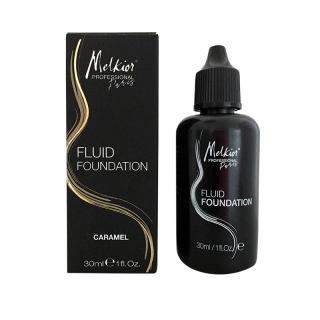FLUID FOUNDATION CARAMEL 30 ml